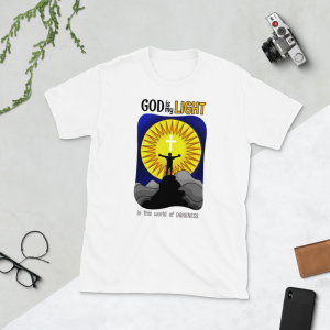 God Is My Light In This World Of Darkness – SSU Custom Tees God Is My Light In This World Of Darkness – SSU Custom Tees God Is My Light In This World Of Darkness – SSU Custom Tees