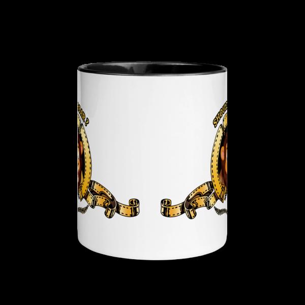 Lion – Should I Roar Custom Mug With Color Inside Lion – Should I Roar Custom Mug With Color Inside Lion – Should I Roar Custom Mug With Color Inside