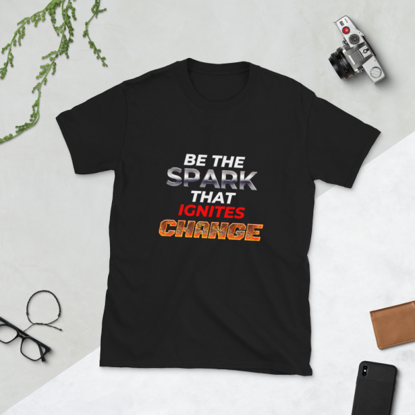 Be The Spark That Ignites Change – SSU Custom Tees Be The Spark That Ignites Change – SSU Custom Tees Be The Spark That Ignites Change – SSU Custom Tees