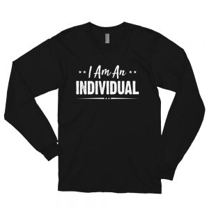 I Am An Individual – LSU Custom Tees I Am An Individual – LSU Custom Tees I Am An Individual – LSU Custom Tees