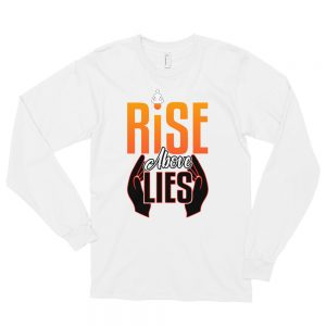 Rise Above Lies V2 – LSU Custom Tees Rise Above Lies V2 – LSU Custom Tees Rise Above Lies V2 – LSU Custom Tees