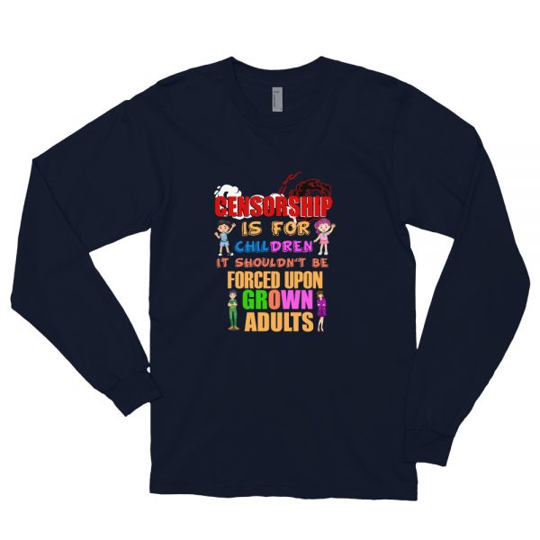 Censorship Is For Children It Shouldn't Be Forced Upon Grown Adults – LSU Custom Tees Censorship Is For Children It Shouldn't Be Forced Upon Grown Adults – LSU Custom Tees Censorship Is For Children It Shouldn't Be Forced Upon Grown Adults – LSU Custom Tees