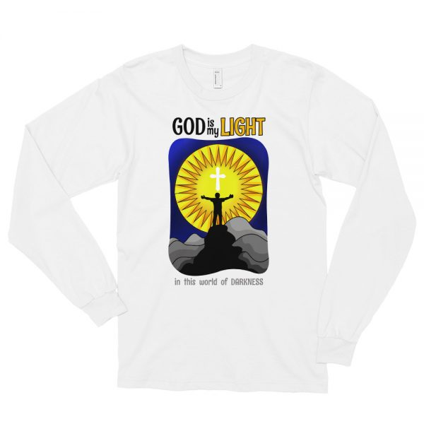 God Is My Light In This World Of Darkness – LSU Custom Tees God Is My Light In This World Of Darkness – LSU Custom Tees God Is My Light In This World Of Darkness – LSU Custom Tees
