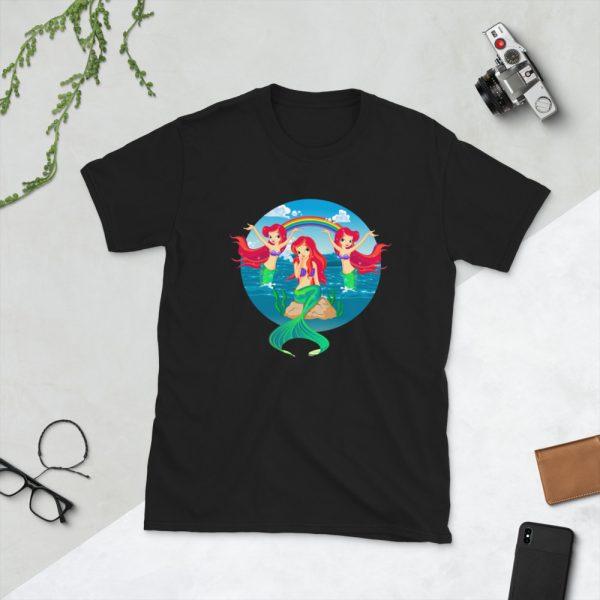 unisex basic softstyle t shirt black 5fd97c8430d80